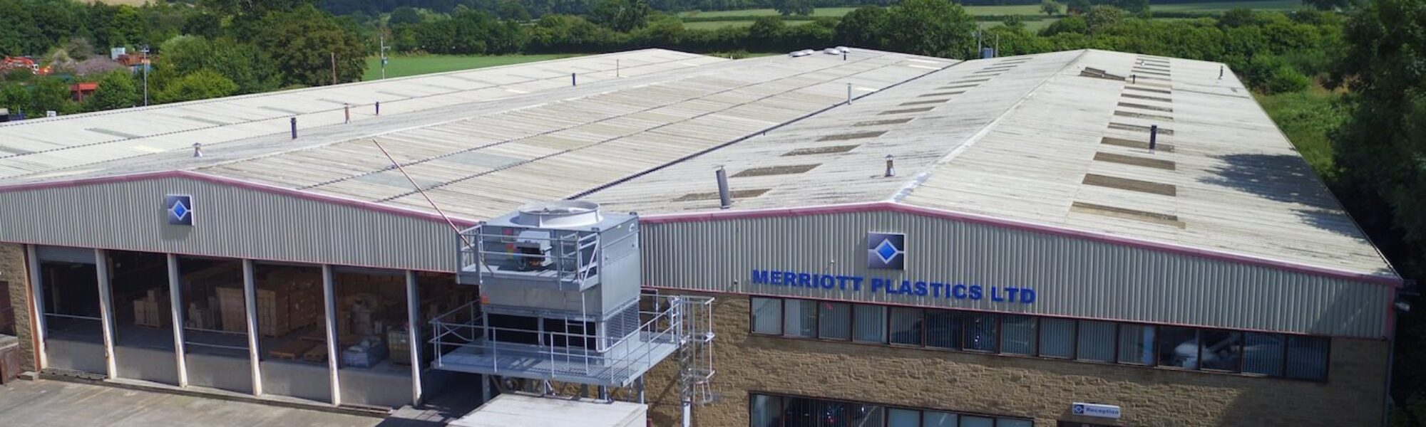 Merriot Plastics Building